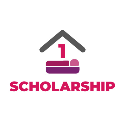 Scholarship - one guest